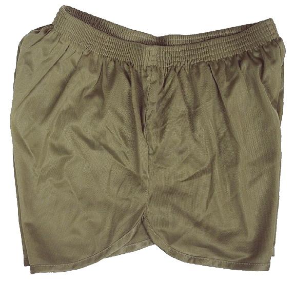 Track Shorts Men/'s 2XL Silkies Running Soffe Purple Nylon Ranger Panties